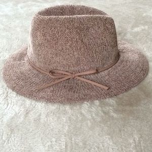 SOLD A New Day Chenille Fedora